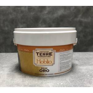 Beltéri falfesték - Hoblio Oro (arany) - 2,5 liter