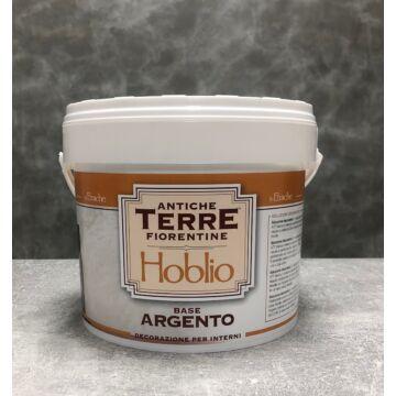 Beltéri falfesték - Hoblio Argento (ezüst) - 2,5 liter (1 293 Ft/m2)