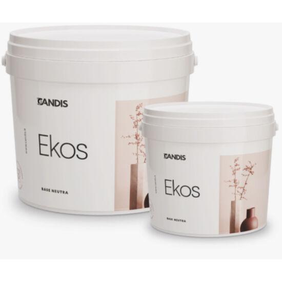 EKOS 10 liter ~150 m2 falfelületre egy rétegben (színezett)