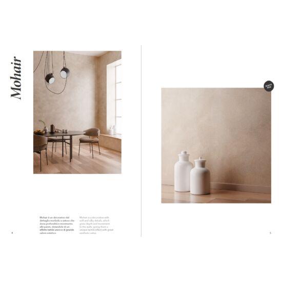 -Mohair 12 m² felett-