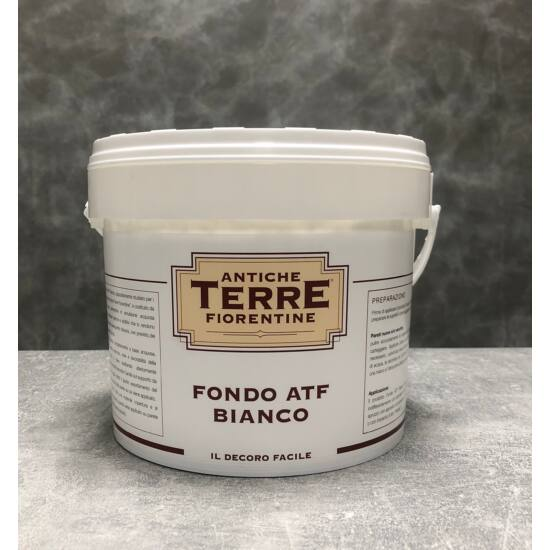 Alapozó - ATF Bianco (fehér) - 2,5 liter