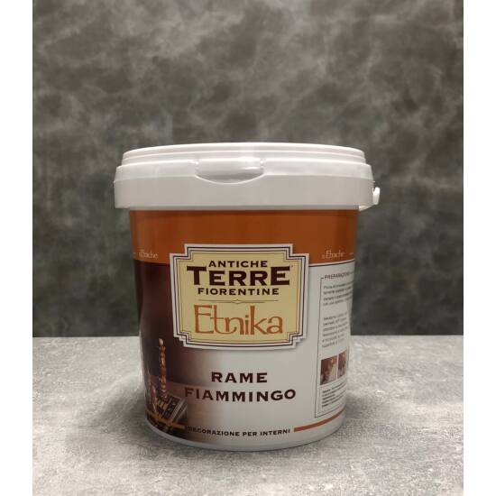 Beltéri falfesték - Etnika Rame Flammingo 2,5 liter