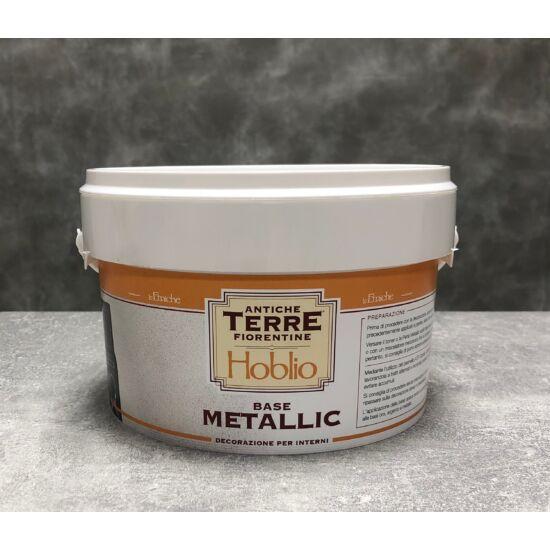 Beltéri falfesték - Hoblio Metallic - 2,5 liter