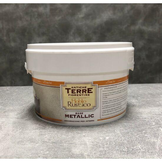 Beltéri falfesték - Hoblio Rustico Metallic (fémes) 1,25 liter (1 022 Ft/m2-től)