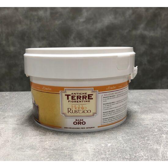Beltéri falfesték - Hoblio Rustico Oro (arany) 1,25 liter (1 817 Ft/m2-től)
