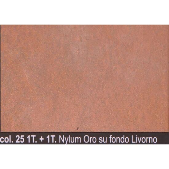 Nylum - col.25 + toner oro ( ~25 nm falfelületre )