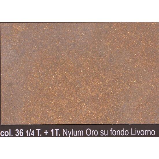 Nylum - col.36 + Toner oro ( ~25 nm falfelületre )