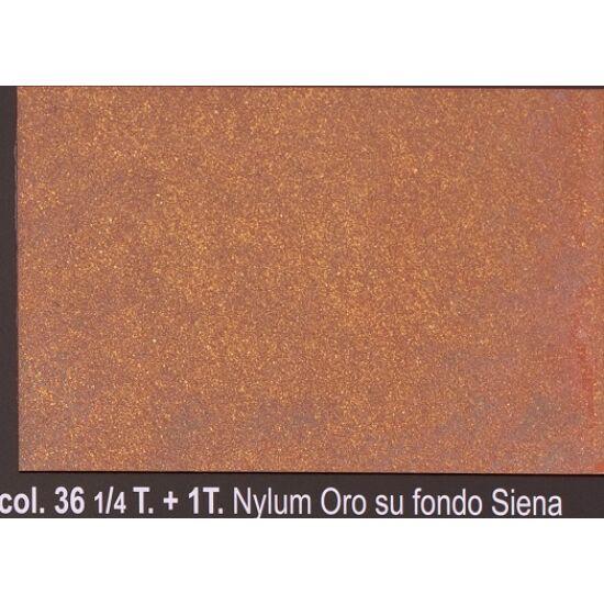 Nylum - col.036 + Toner oro ( ~25 nm falfelületre )