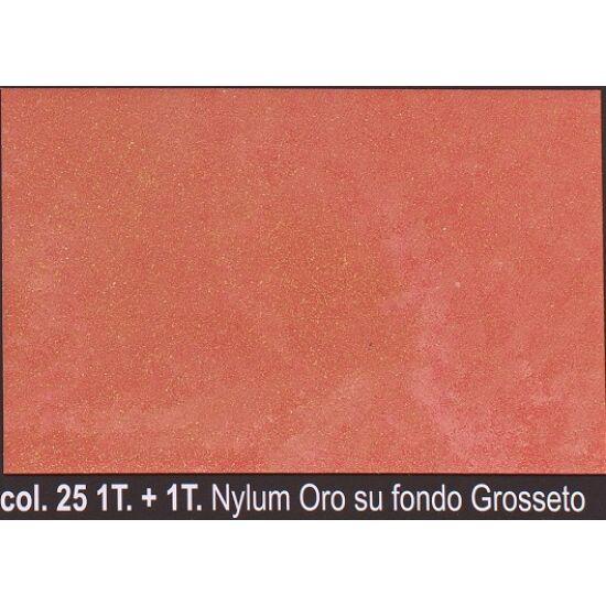 Nylum - col.025 + toner oro ( ~25 nm falfelületre )