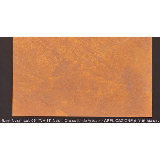 Nylum - col.06 + toner oro ( ~25 nm falfelületre )